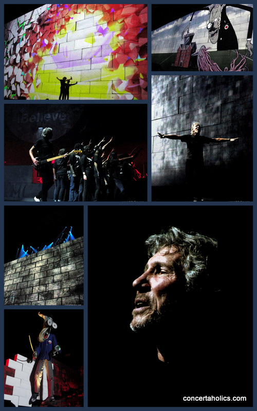 Roger Waters - The Wall - Toronto 2010